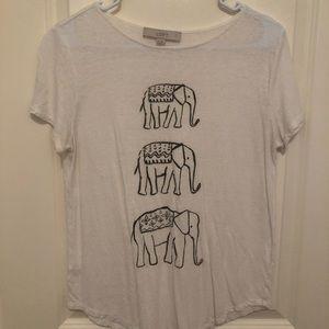 Loft Elephant Tee